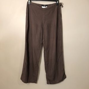 MaxMara   100% Linen Pants Sz 8